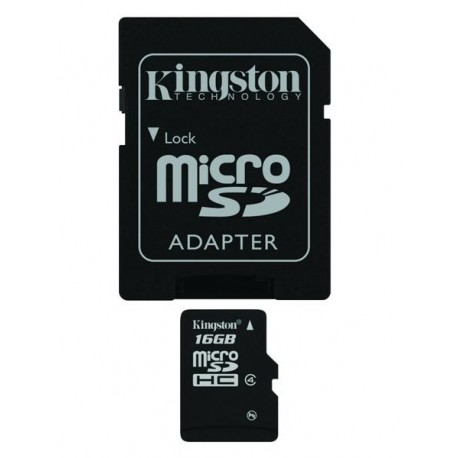 Kinghston microSDHC 16GB