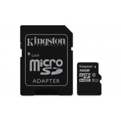 Kingston MicroSD 16GBCLASS10