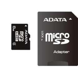 Adata Micro SDHC 8 GB