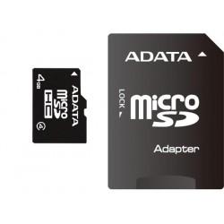Adata MicroSD karta 4gb