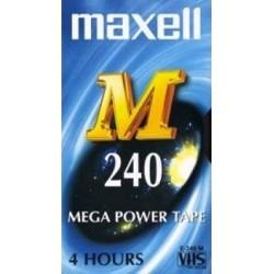 MAXELL VHS Video kazeta