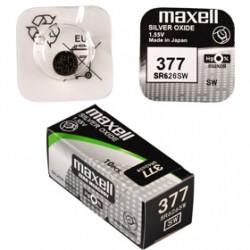 MAXELL Baterka  377