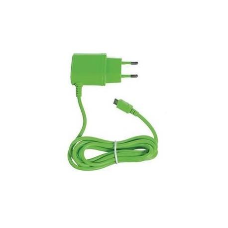 CELLY MICRO USB 1A zelená