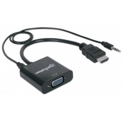 Manhatt Redukcia HDMI na VGA