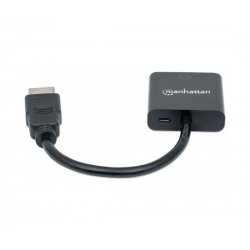 MANHATTAN Adapter HDMI na VGA