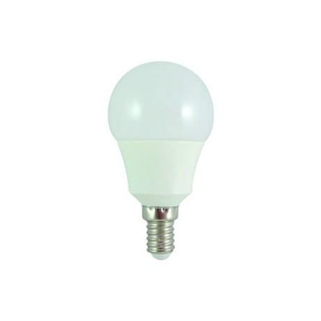 Trixline LED 8W E14 studená biela