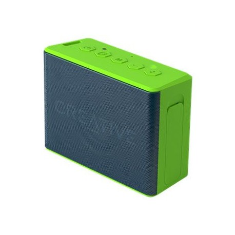 MUVO 2C Green CREATIVE Bluetooth reproduktor