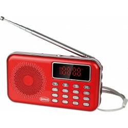 Bravo B 6040 digitálne rádio Sem