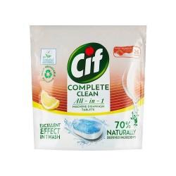 Cif All in 1 Lemon tablety do umývačky riadu 26 ks 455 g
